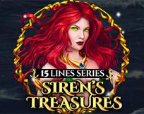 Sirens Treasures 15 Lines Edition